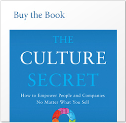 Buy The Culture Secret